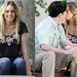 Un trabajo embarazoso, con Lindsay Lohan
