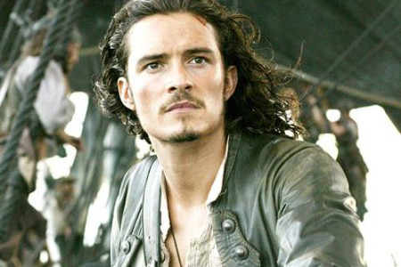 Orlando Bloom no estará en Piratas del Caribe 4