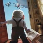 Up, la nueva película de animación de Pixar