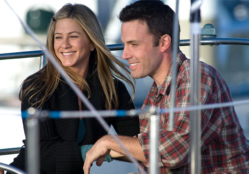 Ben Affleck y Jennifer Aniston