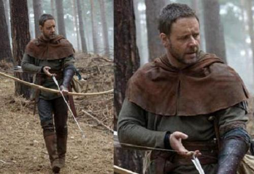 Russell Crowe como Robin Hood