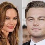Angelina Jolie y Leo DiCaprio como los Gucci