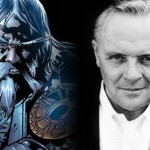 Anthony Hopkins será el padre de Thor