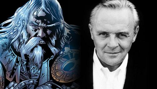 Anthony Hopkins ser el padre de Thor