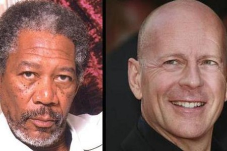 Red, Bruce Willis, Morgan Freeman y más…