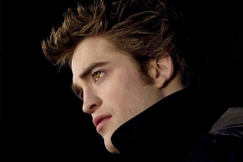 Robert Pattinson protagonista de Luna Nueva