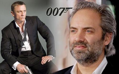 Sam Mendes dirigirá la próxima James Bond