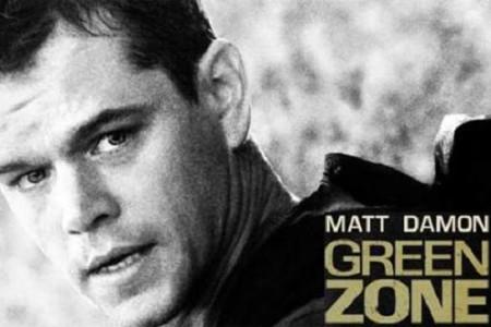 Matt Damon en Green Zone: Distrito protegido