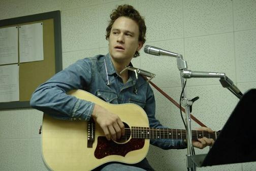 Heath Ledger también es Bob Dylan