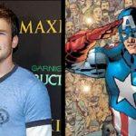 ¡Tenemos Capitán América!: Chris Evans