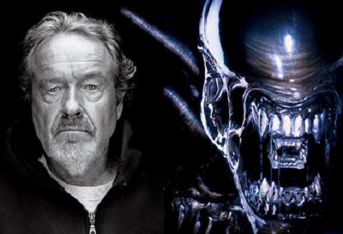 Ridley Scott filmará la precuela de Alien