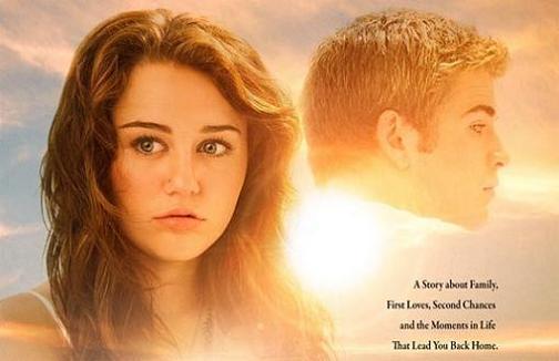 La última canción, el primer amor de Miley Cyrus
