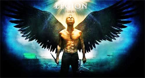 Legión, con Paul Bettany