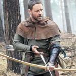 Russell Crowe es el Robin Hood de Ridley Scott