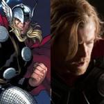Primera imagen de Chris Hemsworth como Thor