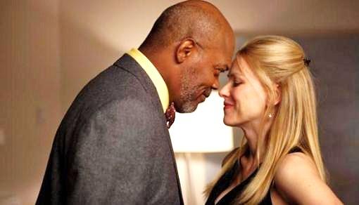 Samuel L. Jackson y Naomi Watts