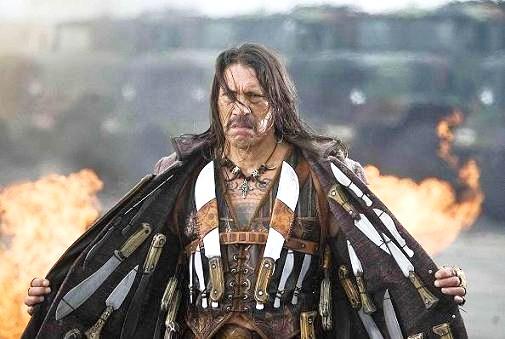 Machete, una pelicula de Robert Rodriguez
