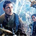 Predators, con Adrien Brody