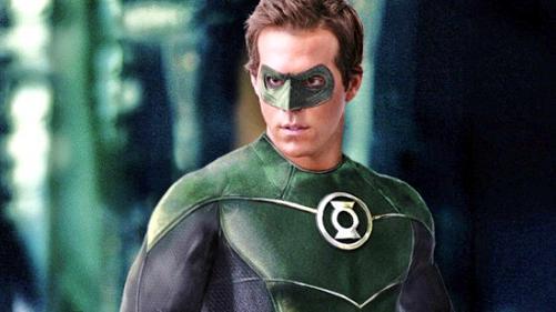 Ryan Reynolds es Linterna Verde