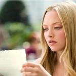 Cartas a Julieta, con Amanda Seyfried