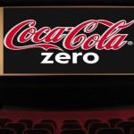 La nueva campaña de Coca-Cola Zero en el cine