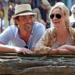 Come, reza, ama, Julia Roberts y Javier Bardem
