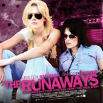 Kristen Stewart y Dakota Fanning en The Runaways
