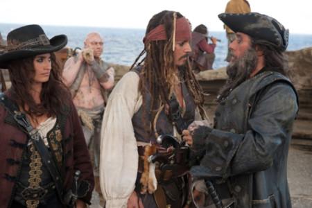 Trailer de Piratas del Caribe 4 en español