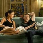 Justin Timberlake y Mila Kunis, Con derecho a roce