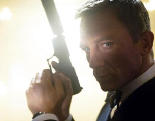 Skyfall, James Bond