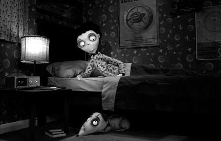 Frankenweenie, el nuevo trabajo de Tim Burton