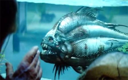 Piraña 3DD, vuelven los peces carnívoros