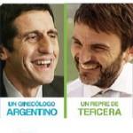 En fuera de juego, comedia entre España y Argentina