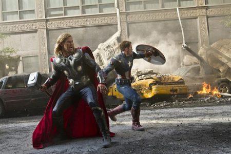 Primeras críticas de Los Vengadores