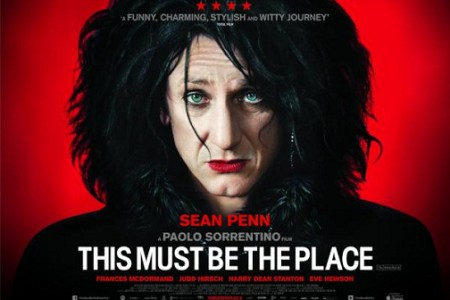 This must be the place, con Sean Penn