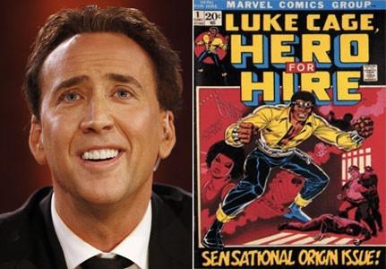Nicolas Cage y su pasión por el cómic