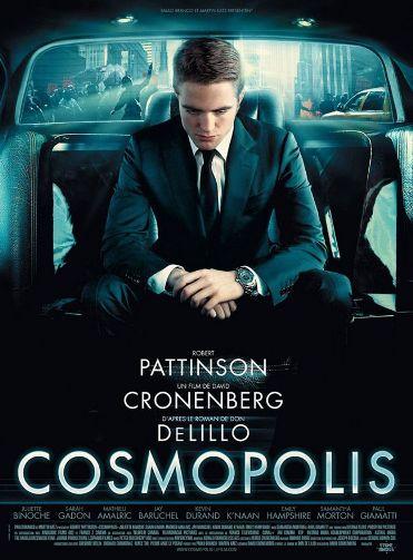 Cartel de Cosmopolis
