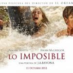 Lo imposible: llega el tsunami a nuestros cines