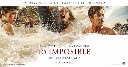 Cartel de Lo Imposible