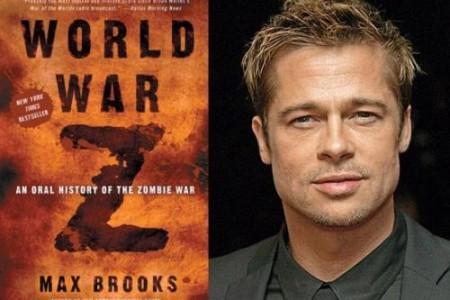 Guerra Mundial Z, Brad Pitt contra los zombies