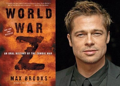 Brad Pitt en World War Z