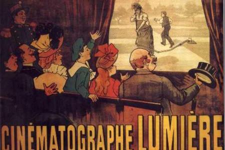 Los hermanos Lumière y el invento del cinematógrafo
