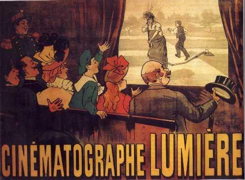 Hermanos Lumiere, cinematógrafo