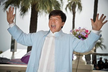 Jackie Chan, el actor más arriesgado de China