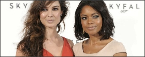 Naomie Harris y Berenice Marlohe
