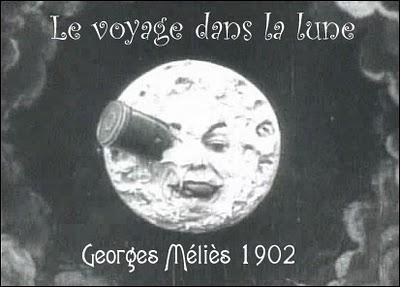 Poster de El viaje a la Luna