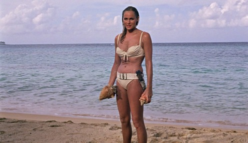 Ursula Andress contra el doctor no
