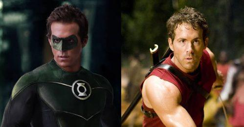 Green Lantern y Deadpool