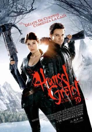 Poster de Hansel y Gretel