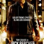Jack Reacher, Tom Cruise en acción